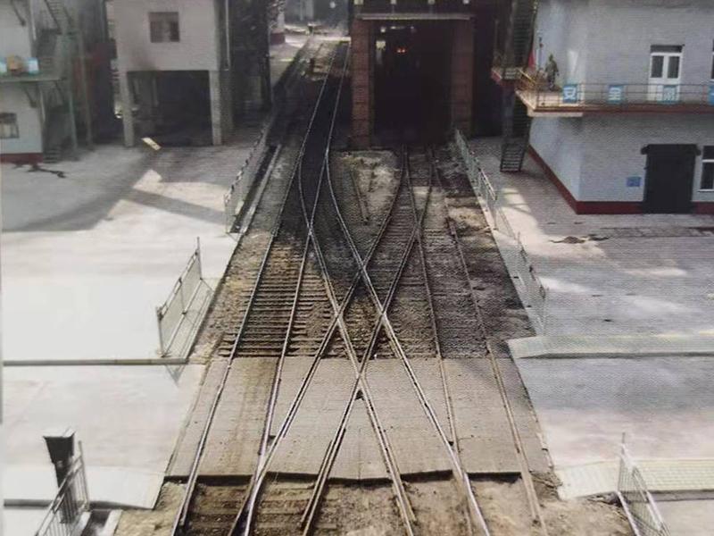 菱形交叉渡线