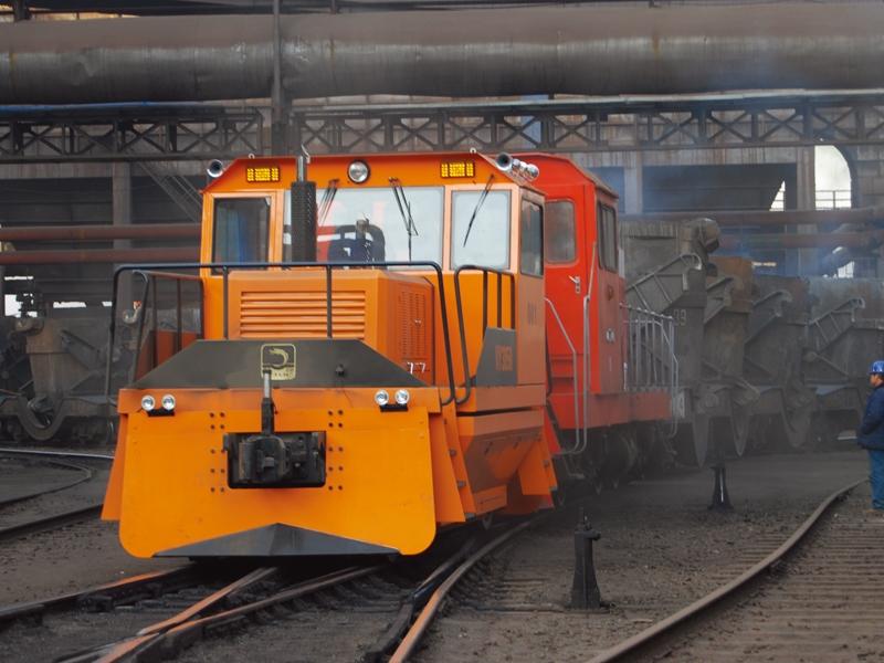 内燃牵引机车用途